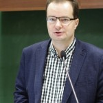 děkan FaF doc.PharmDr. Tomáš Šimůnek, PhD.